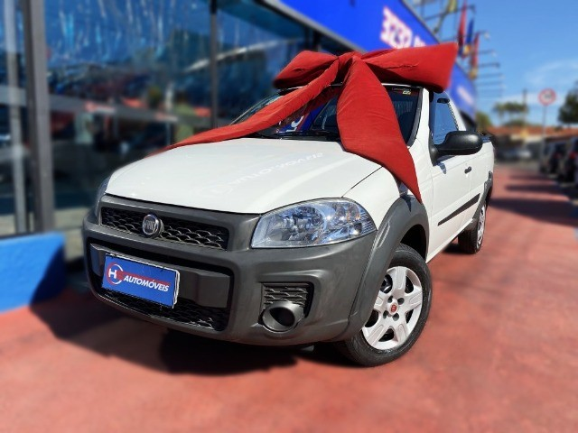 Fiat Strada Working 1.4 Cabine Simples 2018
