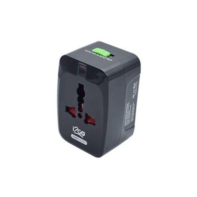adaptador universal de tomada I2GO - Foto 2