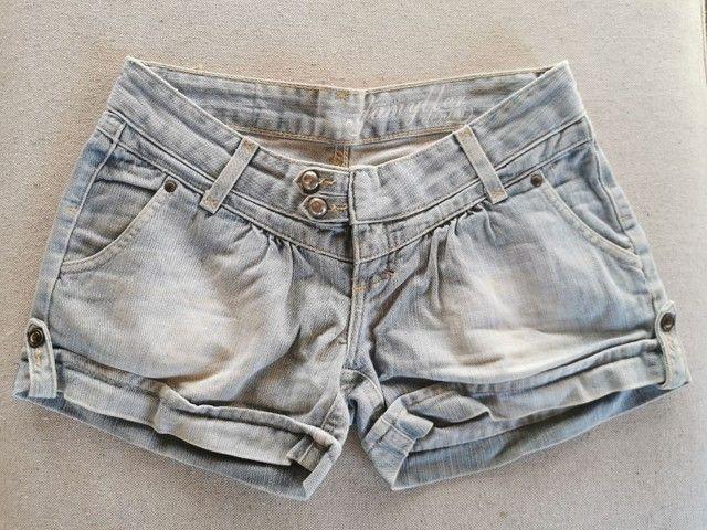 Shorts 2 POR 1