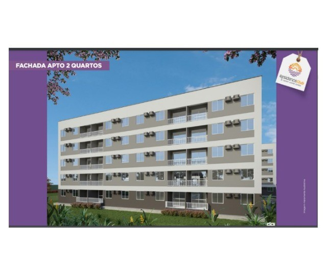 Residence club Dr Genny André Gomes apartamentos de 2 - 3 quartos com suítes  - Foto 4