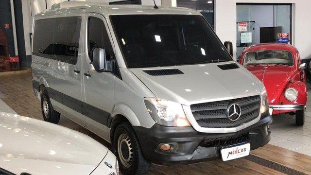 Mercedes Sprinter 2018/2019 - 415 Van Standard Teto Alto 2.2 Diesel - Foto 3