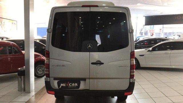 Mercedes Sprinter 2018/2019 - 415 Van Standard Teto Alto 2.2 Diesel - Foto 5