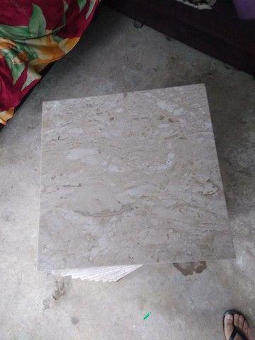Mesa de mármore travertino - Foto 3