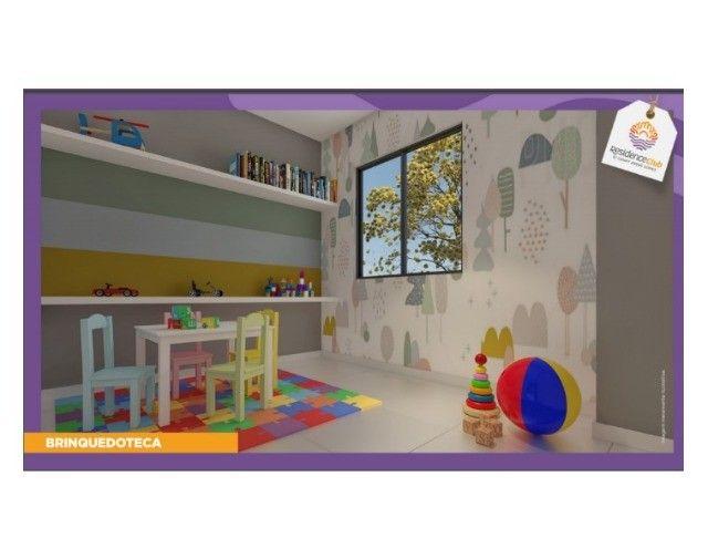Residence club Dr Genny André Gomes apartamentos de 2 - 3 quartos com suítes  - Foto 10