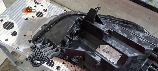 Farol Máscara Negra para Ford Ka  - Foto 4