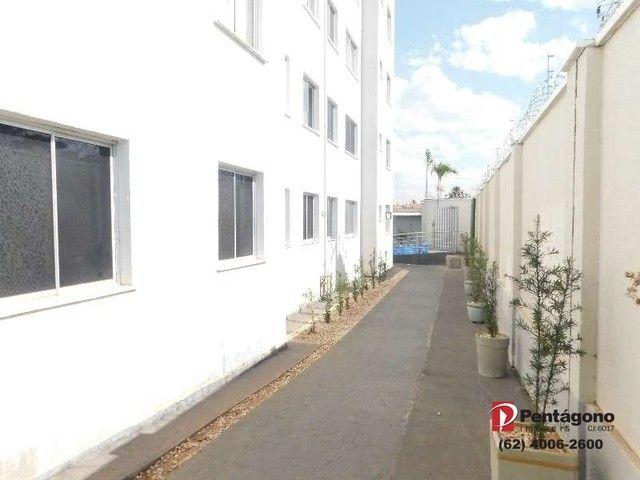 Apartamento para alugar com 2 dormitórios em Vila redenção, Goiânia cod:24083 - Foto 19