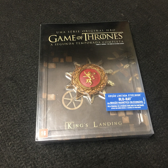 Box blu-ray Game of Thrones - Foto 2