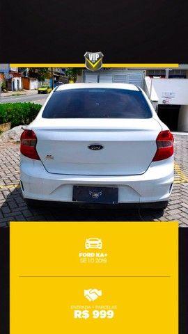Ford Ka 2019 1.0 completo e vistoriado!!! - Foto 9