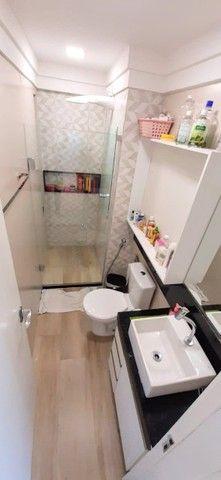 RL Vende lindo apartamento com 2 quartos Lazer completo Ótima Localização - Foto 12