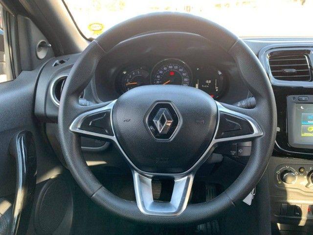 Renault  Logan Zen 1.0 2020 Flex  - Foto 9