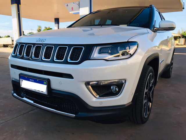 Jeep Compass Limited 2018  - Foto 14