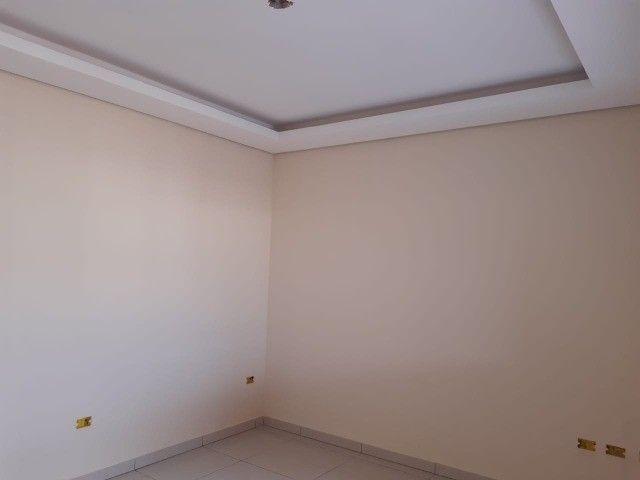 Linda Casa Nova Campo Grande com 3 Quartos No Asfalto - Foto 10