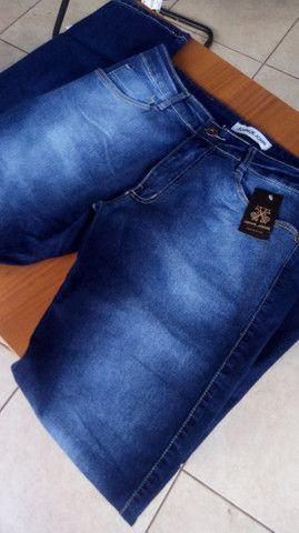 Calças Jeans - Masculino - Foto 6