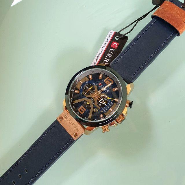 Relógio Curren Original à prova d'água  - Foto 6