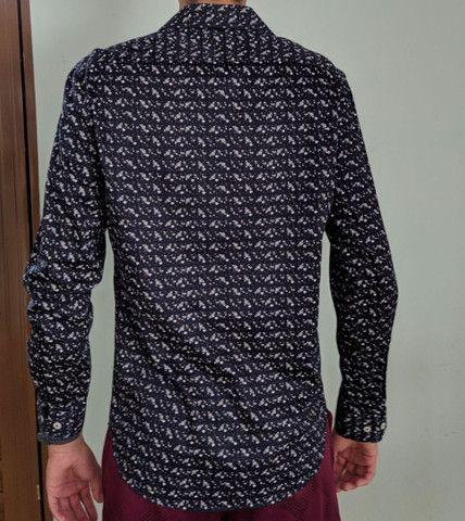 Camisa social P  - Foto 2