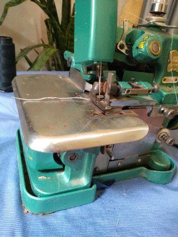 Máquina overloque semi industrial - Foto 2