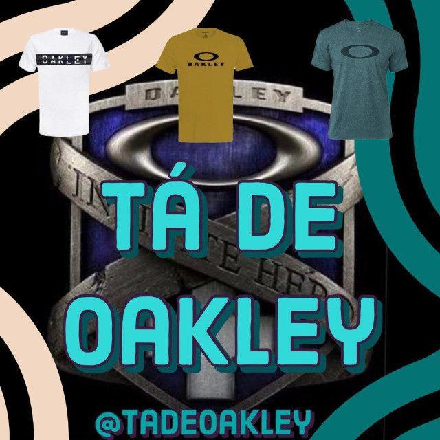 Camiseta Oakley ( Original ) ''Varios modelos'' @tadeoakley - Foto 2