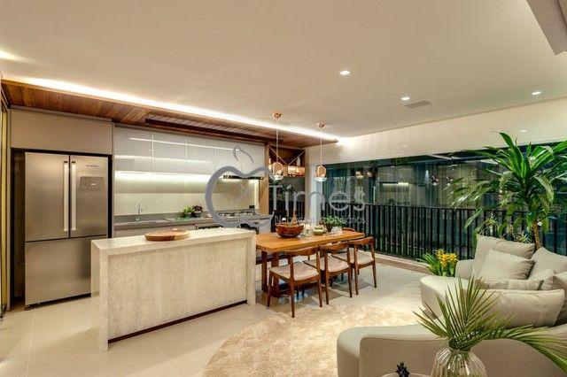 Apartamento com 3 quartos no Hit Marista - Bairro Setor Marista em Goiânia - Foto 4