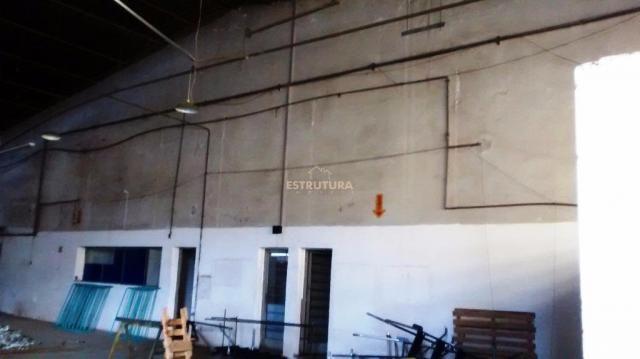 Barracão comercial para locação, Estádio, Rio Claro. - Foto 3