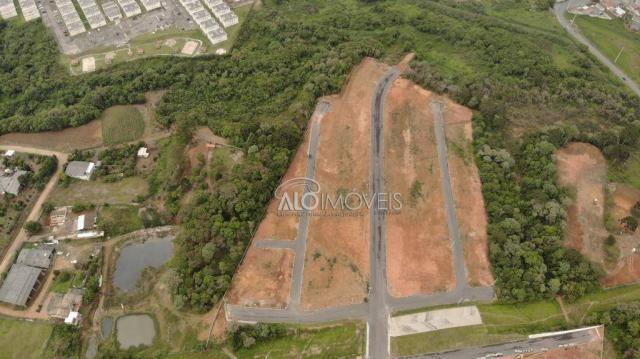 Terreno à venda, 144 m² por r$ 84.270,00 - eucaliptos - fazenda rio grande/pr
