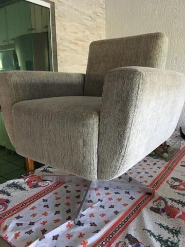 Cadeira giratória nova