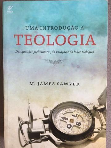 Livro Uma Introdução À Telogia | M. James Sawyer