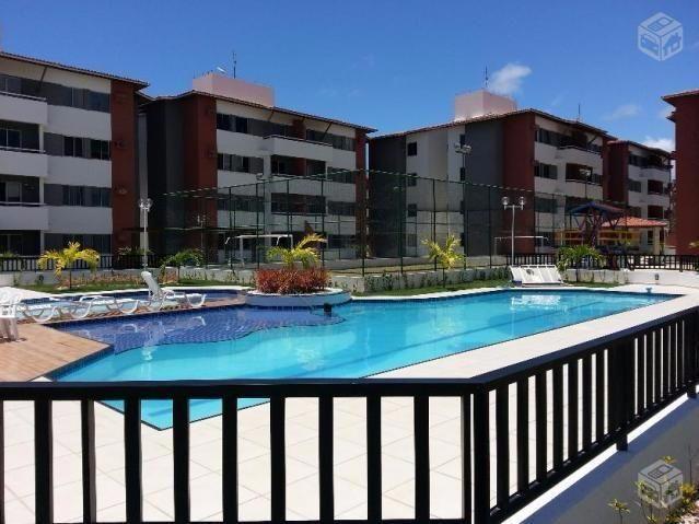 Cond. Barra Clube 2 Com suite e varanda