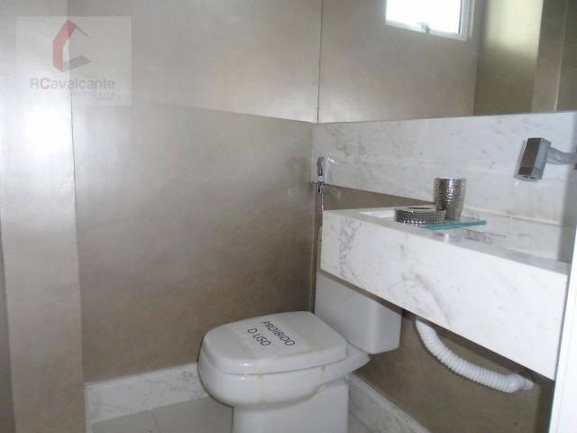 Casa duplex em condominio fechado, Eusébio. - Foto 10