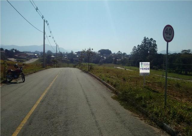 Terreno em Indaial no Bairro: Ribeirao das Pedras