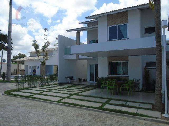 Casa em condominio com 4 suítes em Eusebio - Foto 2