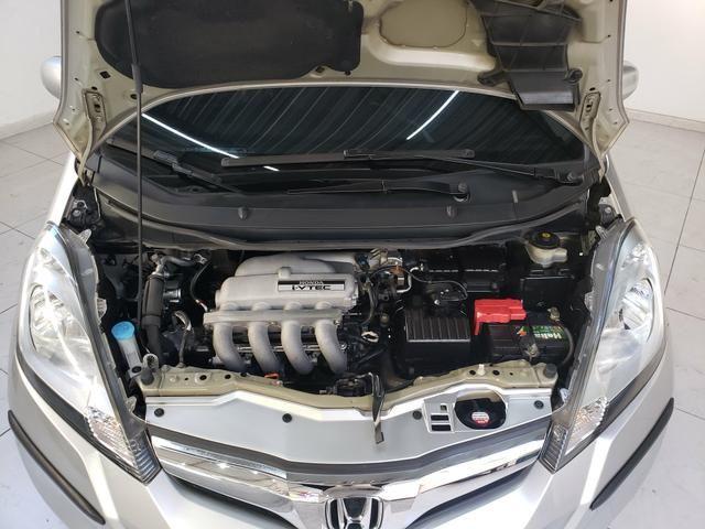 Fit lx 1.4 automático c/ apenas 46 mil km - Foto 11
