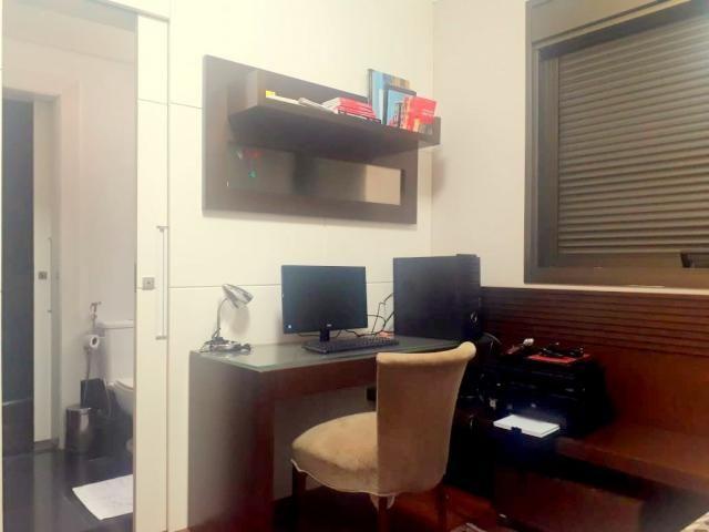 Apartamento 4 Quartos à venda, 4 quartos, 3 vagas, Lourdes - Belo Horizonte/MG - Foto 12