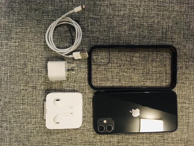 IPhone 11, preto, 128G, novinho!!! Acompanha capa e película aplicada! - Foto 3