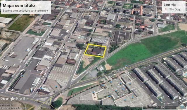 Galpão/depósito/armazém para alugar com 0 dormitórios cod:60082232