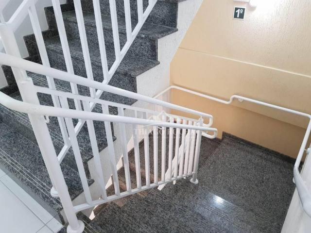 Apartamento 2 quartos, sendo 1 suíte, sacada com churrasqueira, ótima localização- são ped - Foto 12