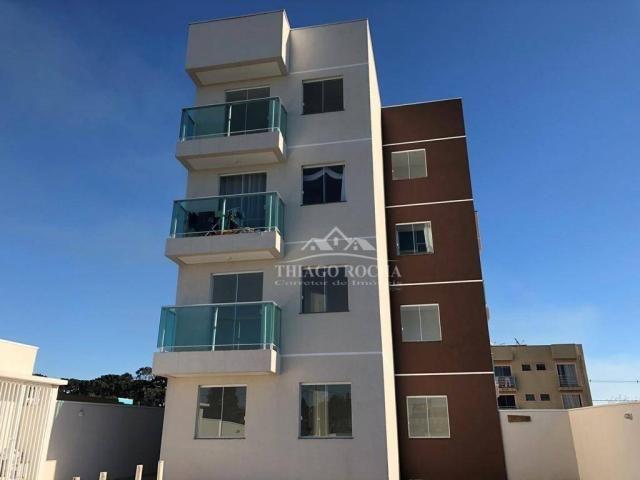 Apartamento terraço, 2 quartos, churrasqueira- afonso pena - Foto 2