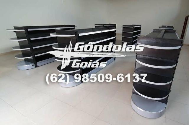 "GÔNDOLAS GOIÁS ""Loja de Cosmético"" - Foto 2"