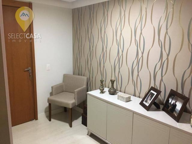 Maravilhoso apartamento 3 quartos no buritis - Foto 4