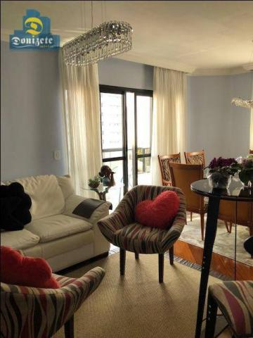 Apartamento com 3 dormitórios à venda, 150 m² por r$ 550.000,01 - vila bastos - santo andr - Foto 14