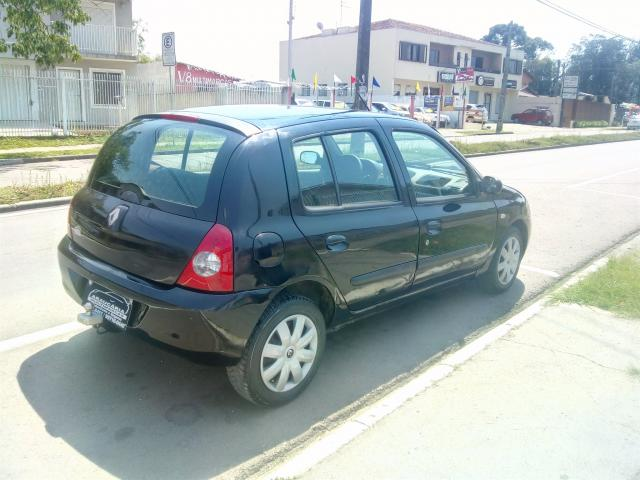 RENAULT CLIO 2010/2010 1.0 CAMPUS 16V FLEX 4P MANUAL - Foto 3