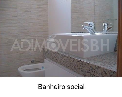 Apartamento à venda, 3 quartos, 2 vagas, gutierrez - belo horizonte/mg - Foto 7