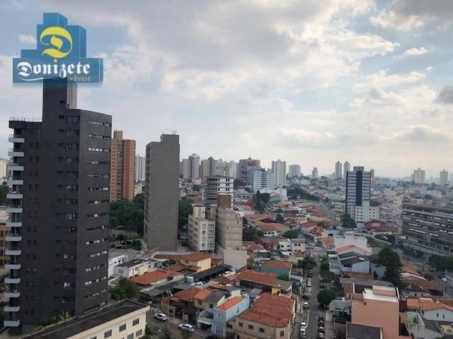 Apartamento com 3 dormitórios à venda, 150 m² por r$ 550.000,01 - vila bastos - santo andr - Foto 9