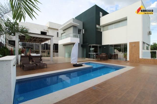 Casa residencial à venda, 4 quartos, 4 vagas, condomínio ville royale - divinópolis/mg - Foto 9