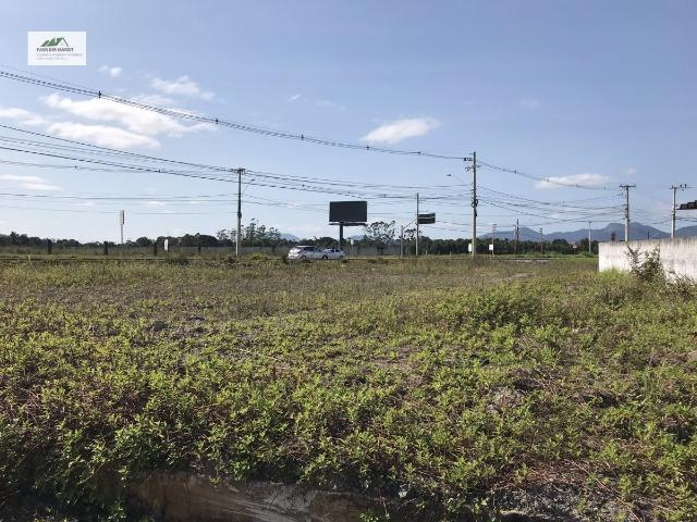 Terreno com excelente localização próximo ao Aeroporto de Joinville - Foto 8