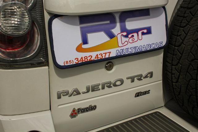 Pajero TR4 2012 automatica 4x4 completa - Foto 11