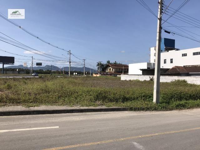 Terreno com excelente localização próximo ao Aeroporto de Joinville - Foto 4