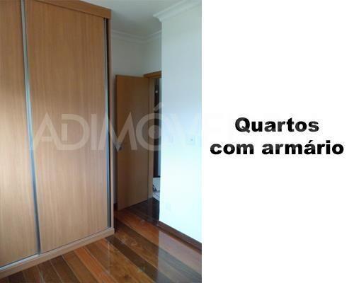 Cobertura à venda, 3 quartos, 4 vagas, gutierrez - belo horizonte/mg - Foto 6