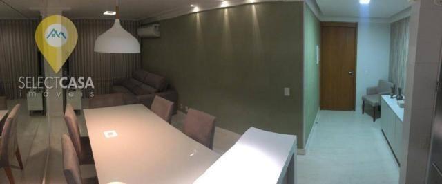 Maravilhoso apartamento 3 quartos no buritis - Foto 2