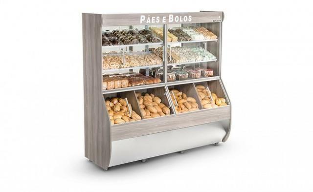 Expositor de pães APTU - produto novo - Foto 2