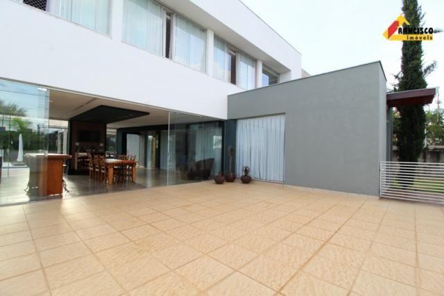 Casa residencial à venda, 4 quartos, 4 vagas, condomínio ville royale - divinópolis/mg - Foto 14